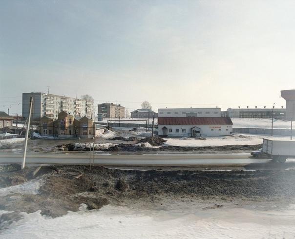 Москва-Владивосток в объективе французского фотографа Себастьяна Тиксье (Sebastien Tixier). Он сделал серию снимков в ходе поездки на поезде Москва -