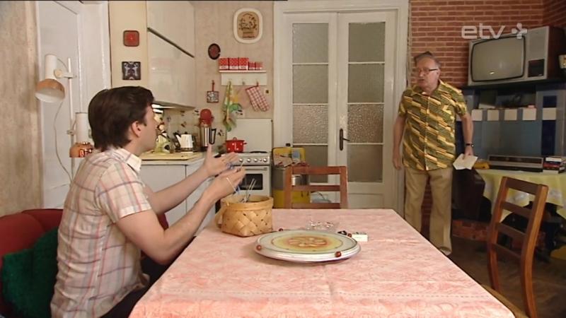 Комедийный сериал ЭССР 3, 13_14- Победоносец Юри (ENSV, Эстония 2011) - ETV - ERR