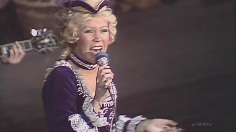 ABBA _ Dancing Queen (Royal Swedish Opera 1976) HQ