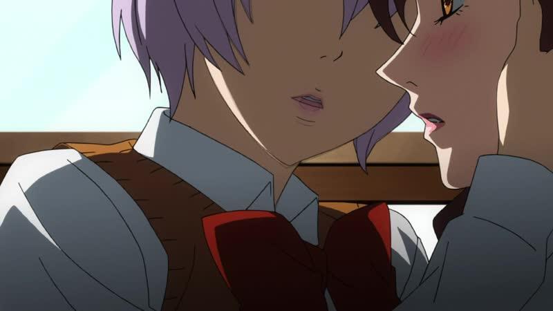 [MiraiDuB] Безумные байки девичьей общаги / Gokujo.: Gokurakuin Joshikou Ryou Monogatari - 2 серия (MVO)