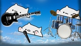Bongo Cat Mr. Blue Sky - Electric Light Orchestra