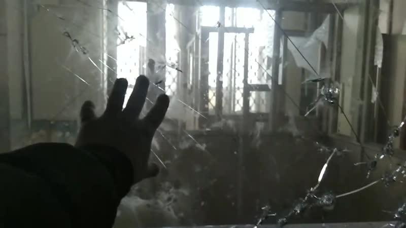 Заброшенное здание Коломны