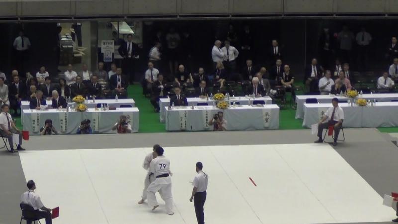 Весовой Чемпионат Японии 2018 - Галиев Алексей