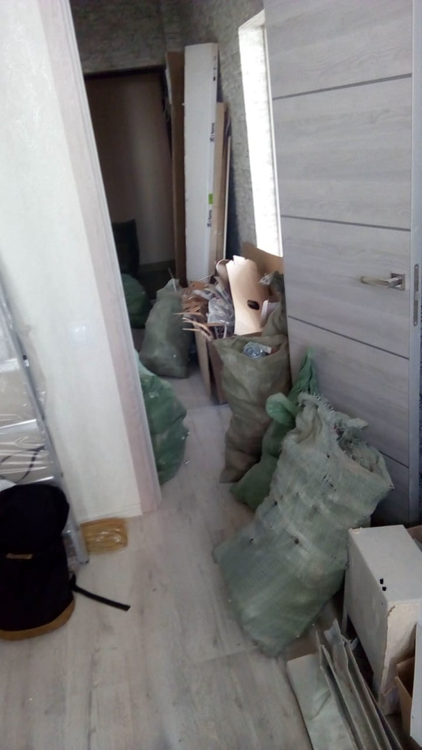 Требуется вынести строительный мусор? Звоните! na3pbV1aMCI