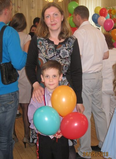 Елена Бохан, 29 января , Санкт-Петербург, id19954696
