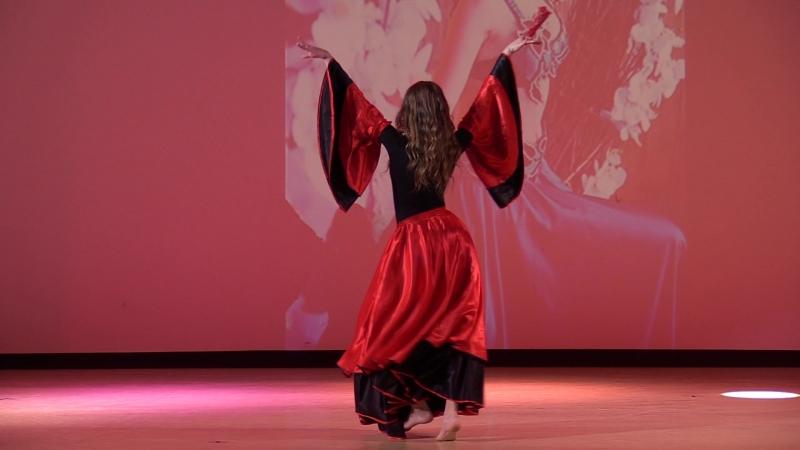 Микушина Эвелина. Студия восточного танца Джумана (Барнаул, Новоалтайск)