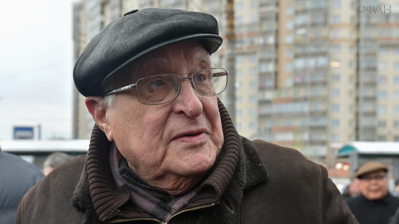 """Олег Басилашвили: """"Государство гибнет, хороня своим небрежением культуру"""""""