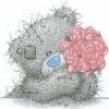 самые красивыё картинки мишки теди