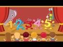 СЧЁТ - СИНИЙ ТРАКТОР - Развивающая детская песенка мультик про счет от 1 до 5_mp4 1280x720