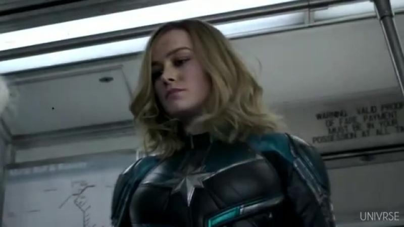 Captain marvel; carol danvers vine