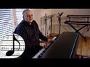 Transcription || Twin Peaks: Angelo Badalamenti explains how he wrote Laura Palmer's Theme [piano]