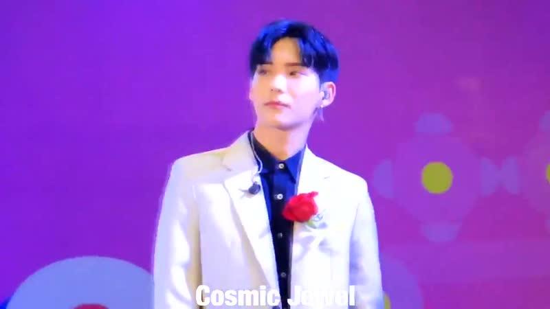 FANCAM | 17.05.19 | Jun (A.C.E - If You Heard) @ KCON SHOWKAI