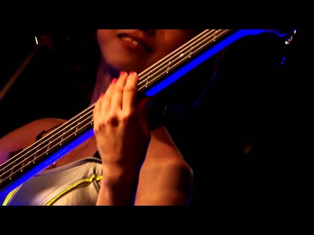 Michiko Koga ~ solo bass
