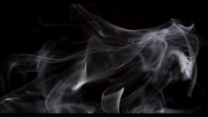 Дым тоненькой струйкой _ Thin Smoke _ футаж footage HD (1)