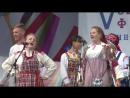 Россия созвучие культур V этнофестиваль Ленинградской области в городе Приозерске