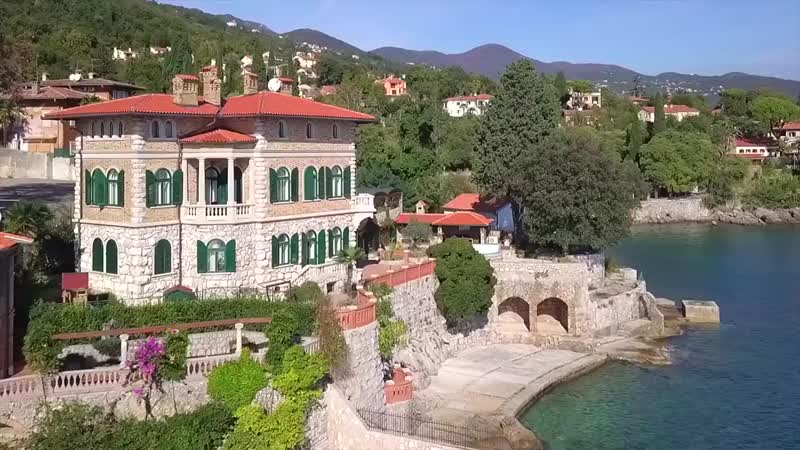 Unique Historic Villa in Opatija Primorje Gorski Croatia Sothebys International Realty