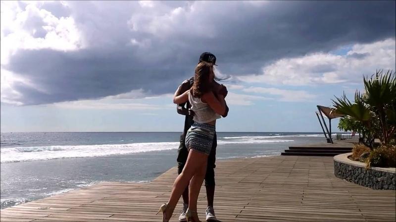 Mike Evens Ela Kiseur - Shouldve been us - beautiful kizomba in Reunion Island