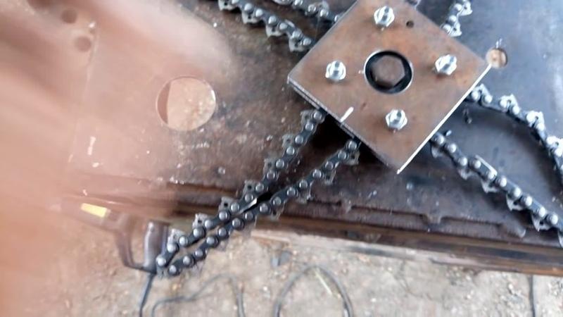 Вечная леска на бензокосу вес 410 грамм....смотрите дополнение к видео youtu.be/8vXqK2Yfd3c