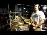 SLAYER - Tormentor - drum cover