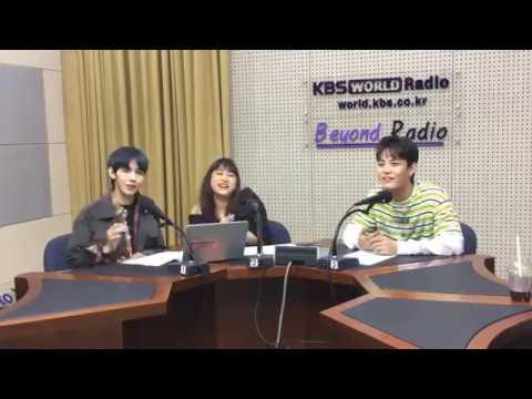 180525 KANTO (칸토) FULL INTERVIEW @ KBS World Radio Indonesia With DJ Niken and DJ Laudi 14U