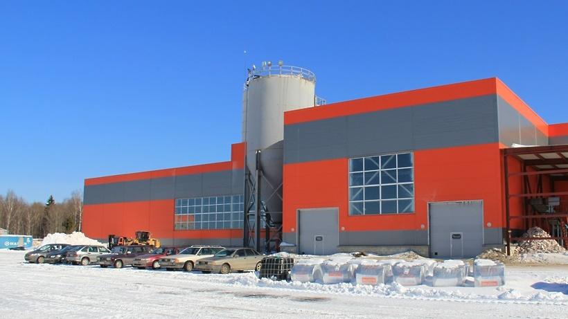 Новый цех по производству силикатных перегородок появится в Дмитровском округе