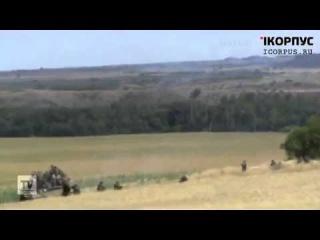 Армия Новороссии, на муз. КИНО - Пачка сигарет / Группа крови