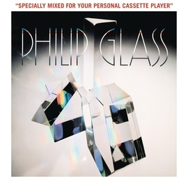 Philip Glass альбом Glassworks - Specially Mixed for Your Personal Cassette Player