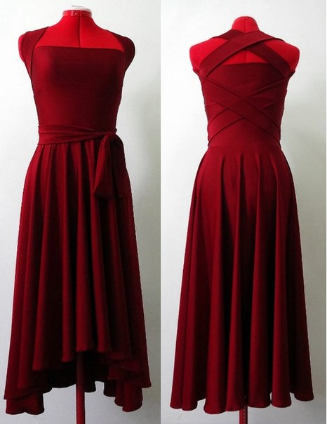 a2c389d8e16 сшить трикотажное платье - Самое интересное в блогах