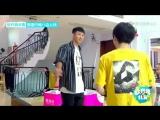 Начало шоу «Fang Kai Wo Baby» с Джерри Яном