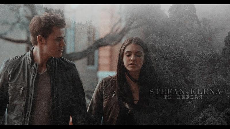 ты нежная; stefan ft. elena stelena