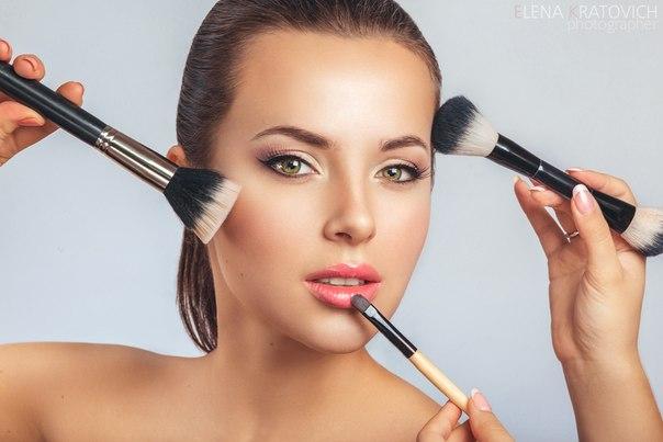 Свадебный макияж обучение