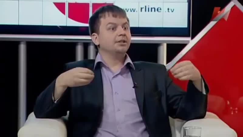 Депутат Федоров со скандалом покинул эфир программы Точка зрения.mp4