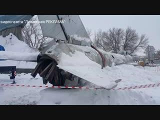 СУ-9 готов к реставрации.mp4