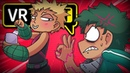 BAKUGO TEACHES DEKU HOW TO GET A GIRL IN VRCHAT! (VRChat Funny Moments, Highlights, Compilations)