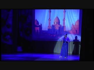 Народная песня в исполнении Ландыш Бабаниязовой