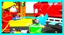 Пожарная машина мультфильм. Развивающие мультики про Пожарную машину