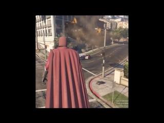 GTA 5 и Marvel