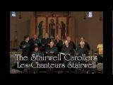 Ah Robin, Gentle Robin - William Cornysh - The Stairwell Carollers, Ottawa.