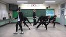 24K 투포케이 4집 날라리 Superfly 안무 영상 학교ver