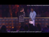 Drop the Mic Liam Payne vs Jason Derulo - FULL BATTLE TBS [RUS SUB]