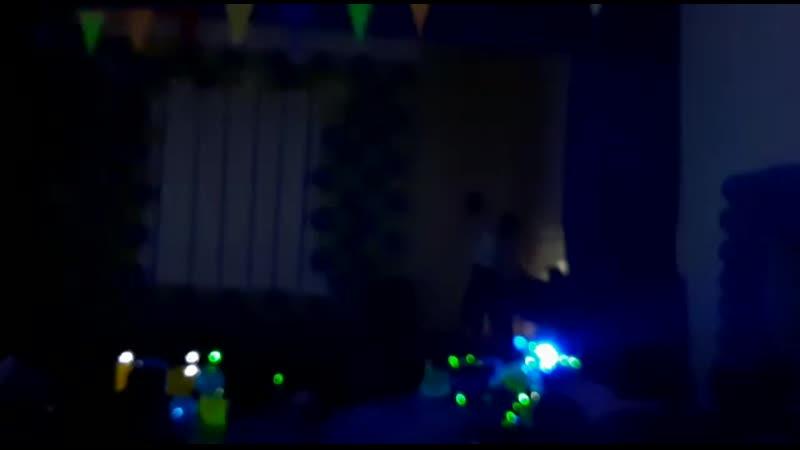 Флешмоб Түлектер сағынышы атты концерттен