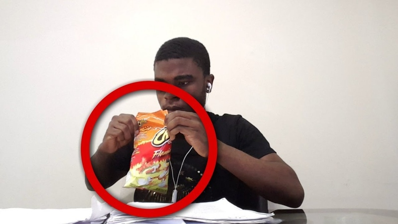 When You Open Hot Cheetos In Class | PART 2