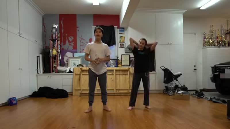 Sean Kaycee l Behind-The-Scenes l NBC World Of Dance_ The Duels SeanAndKaycee