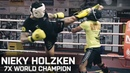 Fight Preparation | Nieky Holzken | Kickboxing Series
