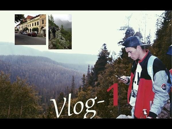 Vlog -1 | ''Tatra Mountains'' - Mountain Range