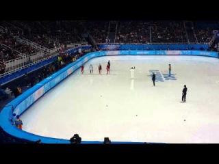 Сочи-2014. Шорт-трек. 500 метров. Мужчины