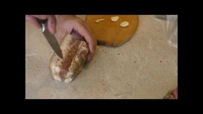 супер рецепт сало в рассоле