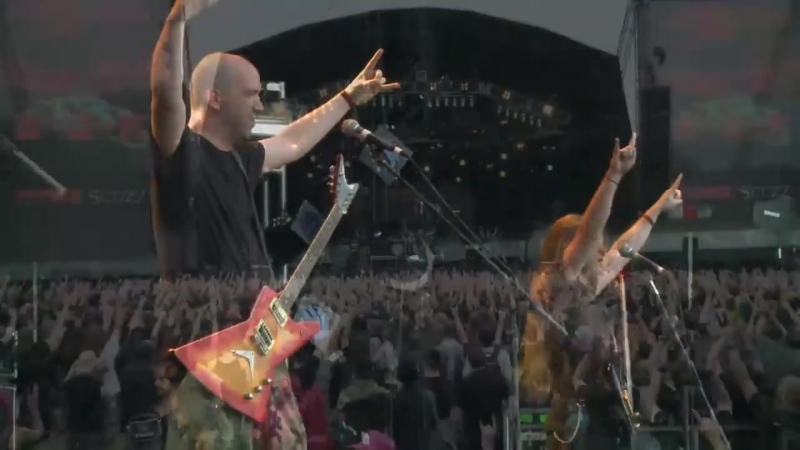 NILE Live at Bloodstock Open Air Festival (2012)