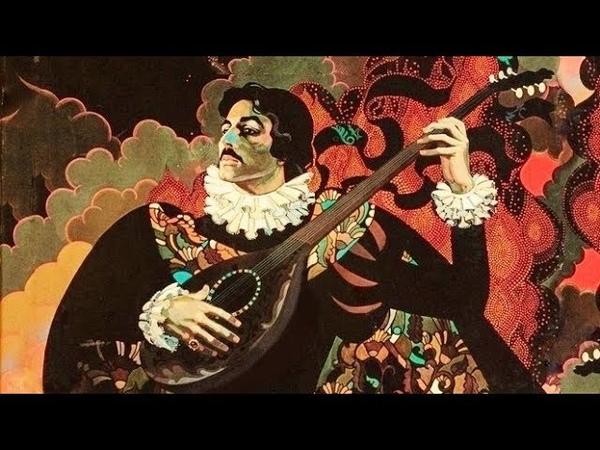 Palace Guitar - The Royal Bard | William Byrd