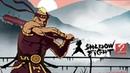 Shadow Fight 2 БОЙ С ТЕНЬЮ 2 ПРОХОЖДЕНИЕ - ПЕРВАЯ ВСТРЕЧА С ОСОЙ